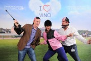 Shortcut AgencyEvening Vinci -Les Fontaines - 26 June 2014Photocall