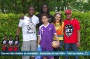 Triel Handball Club - Tournament of Stars Handball - Triel sur Seine - May 18, 2014 - Live