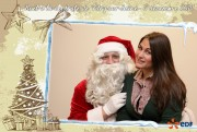 Compagnie Privée Agency - Christmas EDF - Vitry sur Seine - December 6, 2014 - Photocall