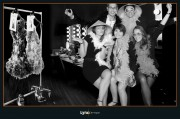 -  -  - Novabox Agency - Krys Group Party - Espace Clacquesin - October 13, 2013 - Photomontage -  -  -