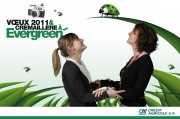 Plug and Play Agency - Credit Agricole Greetings - Montrouge - Photomontage - 2011 January 11th