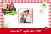 Egg in the Nest Agency - La Croix Berny's Day - 2012 September 15th - Photocall