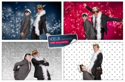 Creative Spirit Agency - Evening AXA France -CNIT - January 23, 2014 - Photomontage Multipose
