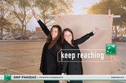 Enjoy Event Agency - Launching New Communication Campaign - BNP Paribas - Photocall - 2011 May 2nd and 3rd