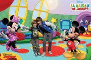 Be a Live Agency - Disney Junior Party - Salle Wagram - Photomontage - 2011 March 29th