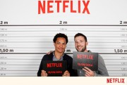 Publicis Agency - Launch Party - NETFLIX - September 15, 2014 - Photocall