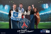 Agency Pro Deo  - Cup final France - at EDF - May 28, 2015 - Photocall