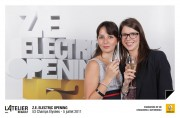 Publicis Event Agency - Renault Ze Electric Party - L'Atelier Renault Paris - Photocall - 2011 July 5th