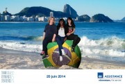 Pepper Agency Week Corporate Responsibility - AXA Assistance - June 19, 2014 Photomontage