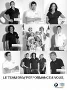 Havas Sports Agency - Animation stand BMW - Club France JO London - Photocall - from 26 july to 12 august 2012
