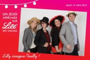 Soun Productions Agency - Inauguration of New Office Lilly - Neuilly - 13 juin 2013 - Photocall