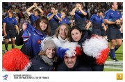 Sport Market Agency - Finale World Cup 2011 - Stand Renault Parvis de l'Hôtel de Ville - Photomontage - 2011 October 22th