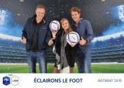 EDF - BATIMAT Exhibition - Parc des Expositions Villepinte - November 2nd 2015 - Photocall
