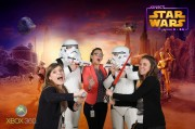 CWT Meetings Agency - Promotion Star Wars Game for XBOX 360 - MicrosoftPhotomontage - 12 avril 2012