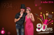 Kouliss Agency - Party - 80 years of Monbana chocolate factory - July 4, 2014 - Photomontage