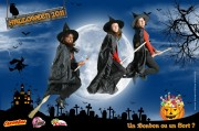 Halloween Day - Cadbury Paris et Blois - Photomontage - 2011 October 20 and 21st