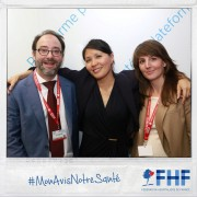 FEDERATION HOSPITALIERE DE FRANCE - Photo Animation for exhibition - Parc des Expositions Porte de Versailles - 24th of May, 2016 - Photocall / Direct Live